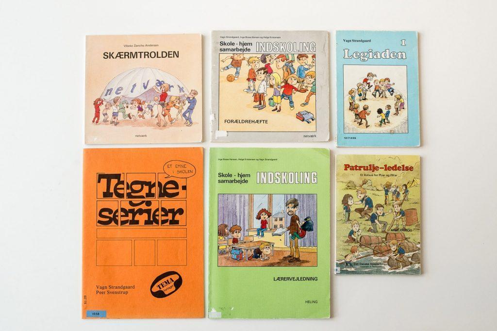Bøger og hæfter fra Acumen